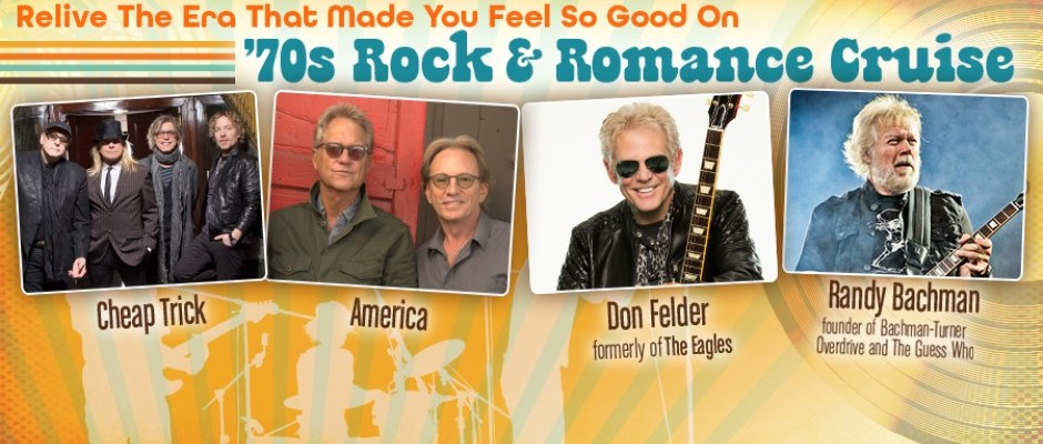 The Guess Who Tour 2020 Home | Rock and Romance Cruise