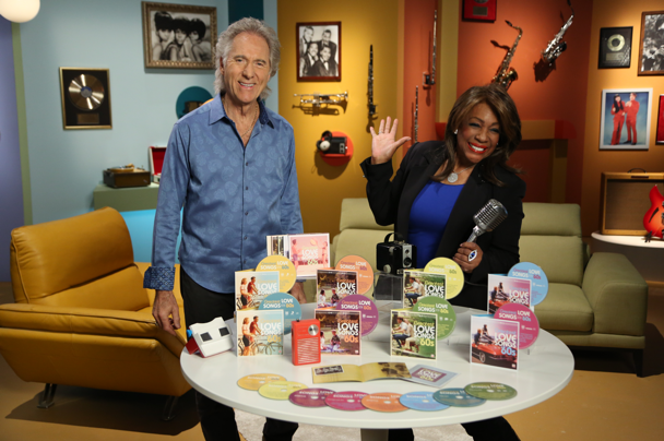 Gary Puckett and Mary Wilson host Time Life's new '60s show! | Rock