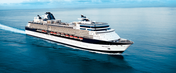 The S Rock And Romance Cruise Aboard Celebrity Cruises The - Rocking cruise ship