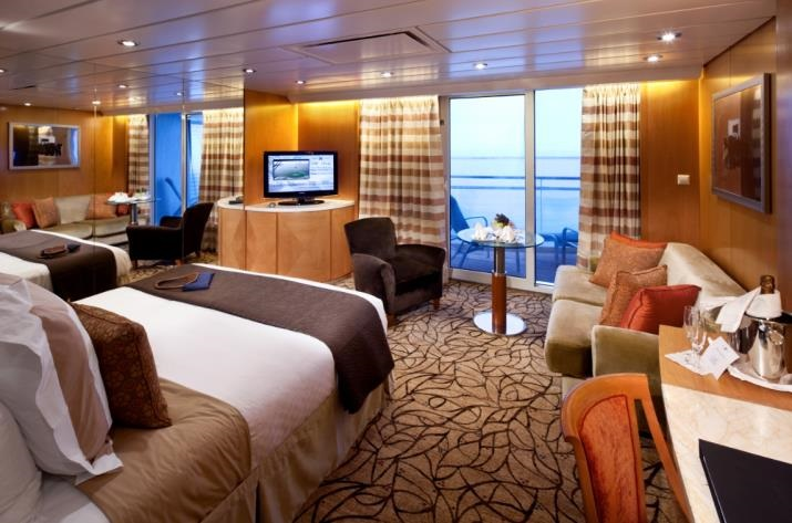 Sky Suite W Veranda Rock And Romance Cruise